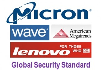 Micron, Wave, Lenovo and AMI agree to create new industry standard for global security requirements