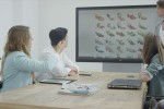Sharp makes meeting more interactive with touch display Link 2.0 and BIG PAD
