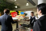 Sharp launches full HD professional displays with built-in USB media player