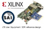 Xilinx, SAI Technology unveil all programmable SDR reference design for LTE user equipment