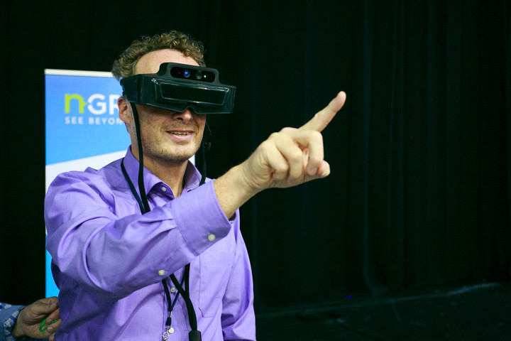 Sensors, apps marry to create brave new world of augmented reality