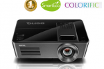 BenQ unveils first TI DLP projector with true-to-life sRGB color accuracy