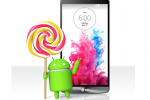 LG first to roll out Android 5.0 Lollipop upgrade