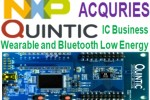 NXP acquires wearable and bluetooth low energy IC business of Quintic