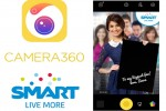 Smart, Camera360 announce exclusive partnership, co-branded app