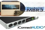 Cypress's CapSense MBR3 solution drives touch sensing UI in iConnectAUDIO4+ multi-host audio system