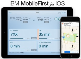 Apple, IBM deliver first wave of IBM MobileFirst for iOS apps