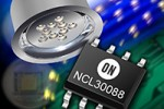 ON Semiconductor debuts two new series of power factor corrected AC-DC drivers for LED lighting applications