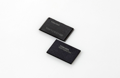 Toshiba develops world's first 48-layer 3D NAND flash memory
