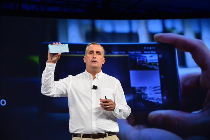 Intel takes wraps off new breed of sensory smart phone prototype
