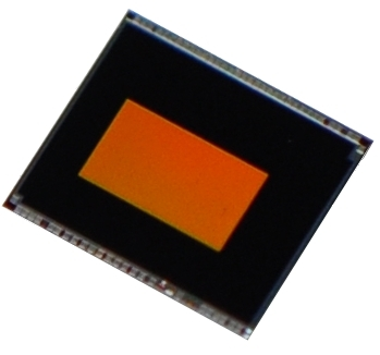 Toshiba's image sensor for iris recognition brings new level of security to mobile devices