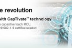 TI releases noise-immune, power-thriftier touch MCUs for noise-vulnerable applications