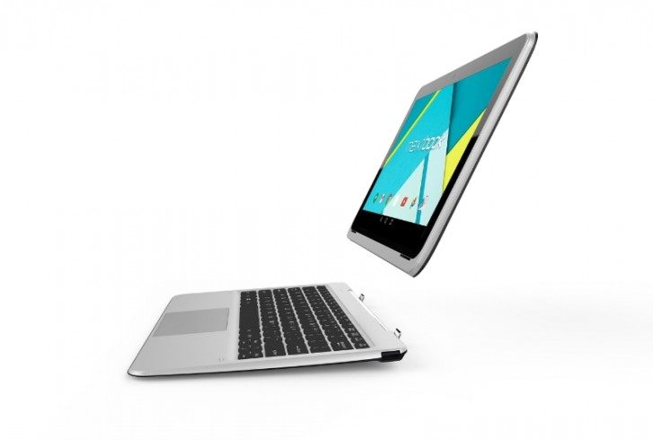 E-FUN adds a new 2-in-1 Android tablet model