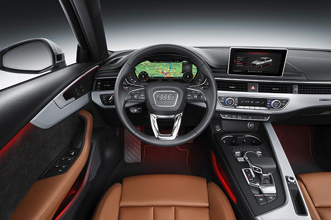 Qualcomm scores a milestone design win from Audi to supply Snapdragon 602A SoC