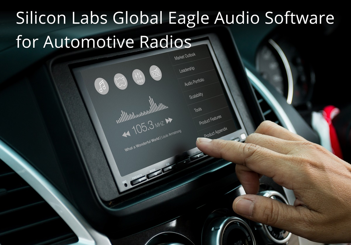 Audio software from Silicon Labs strikes the right note for