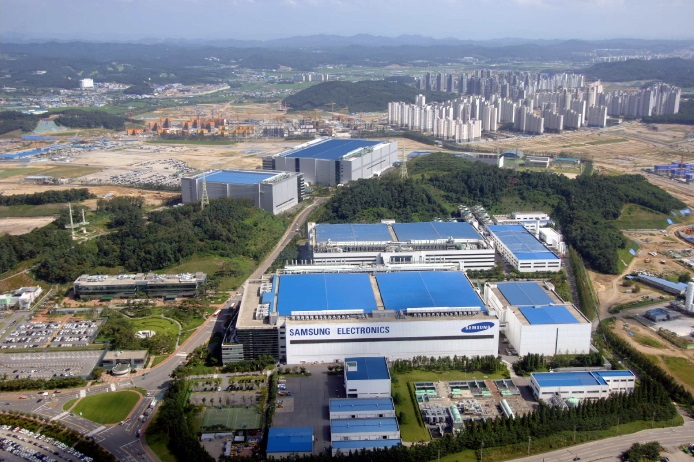 Samsung to invest 6 trillion won to build a 7nm circuitry