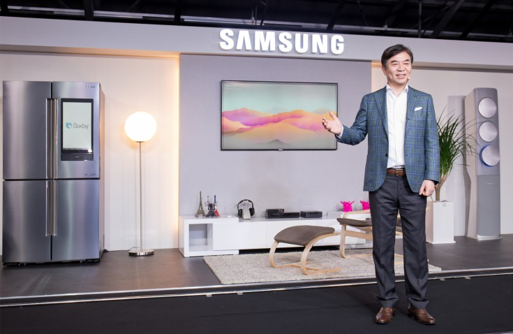 Samsung to rebuild smart home IoT services around Bixby and